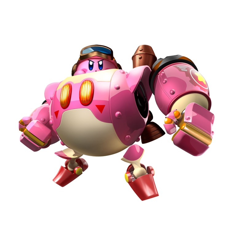 Kirby Planet Robobot char (3)