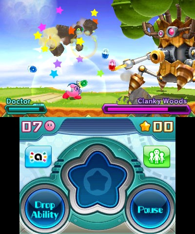 Kirby Planet Robobot screen (3)