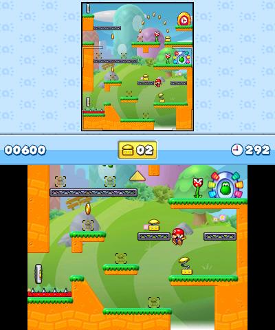Mini Mario & Friends amiibo Challenge 3DS (1)