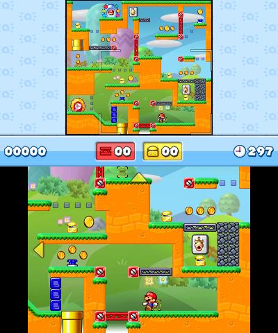Mini Mario & Friends amiibo Challenge 3DS (2)