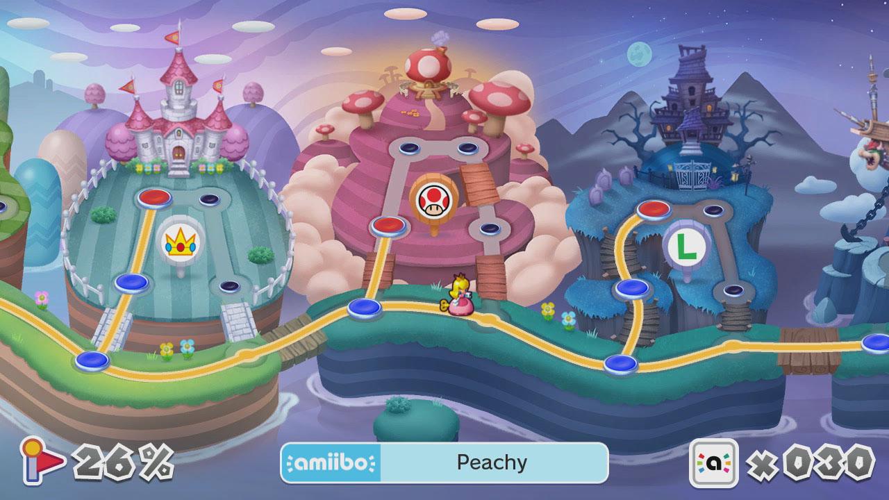Mini Mario & Friends amiibo Challenge Wii U (1)