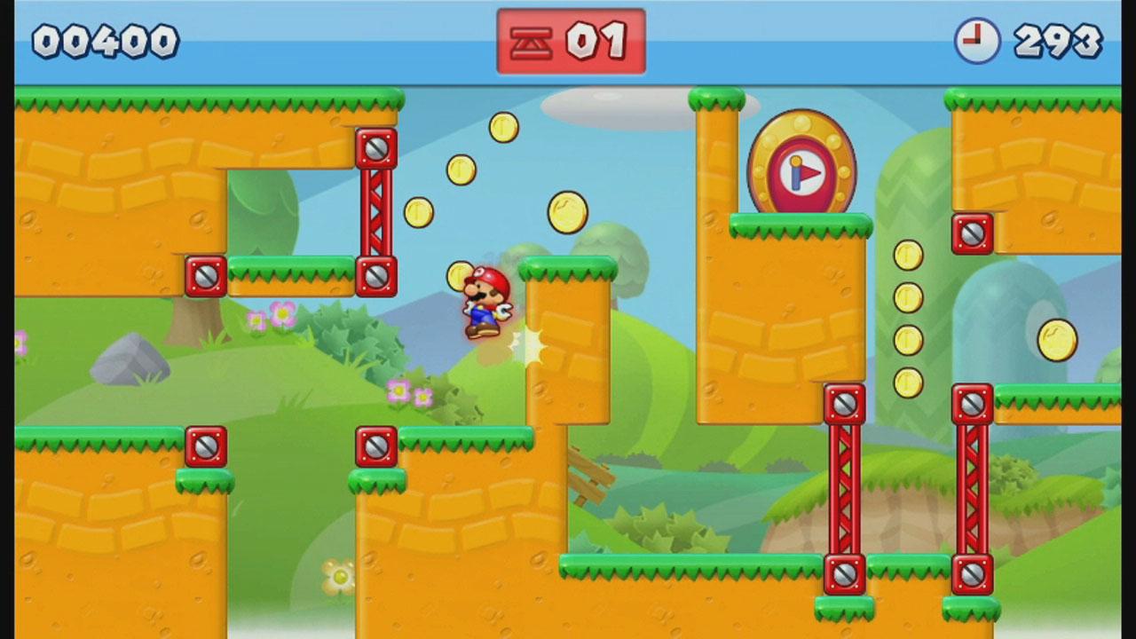 Mini Mario & Friends amiibo Challenge Wii U (2)