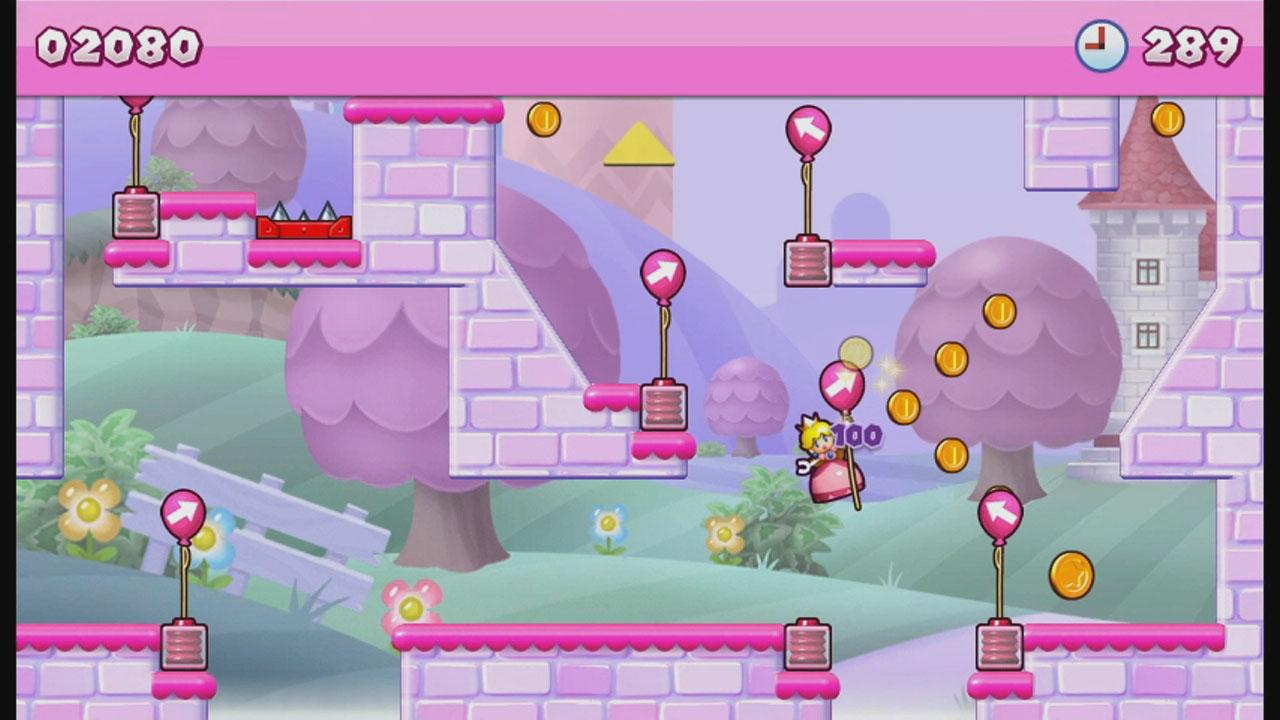 Mini Mario & Friends amiibo Challenge Wii U (3)
