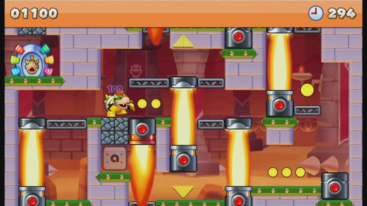 Mini Mario & Friends amiibo Challenge Wii U (4)