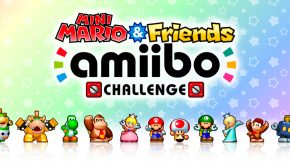 Mini Mario & Friends amiibo Challenge illu