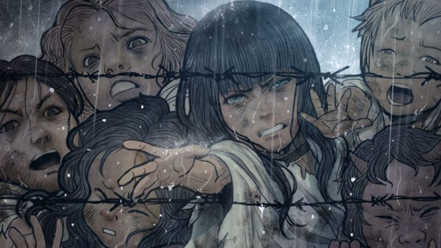 "Lendo ""Monstress: Despertar"", de Marjorie Liu e Sana Takeda | Críticas | Revista Ambrosia"