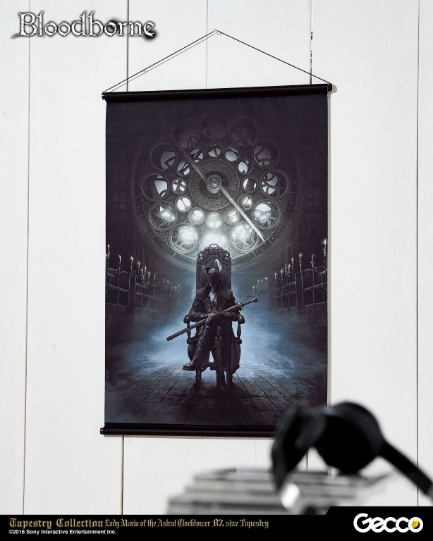 Bloodborne Tapestry Lady Maria (3)