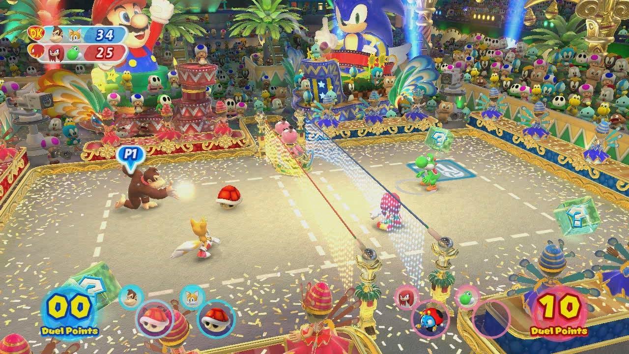 Mario & Sonic at the Rio 2016 Olympic Games™ Screenshot (2)