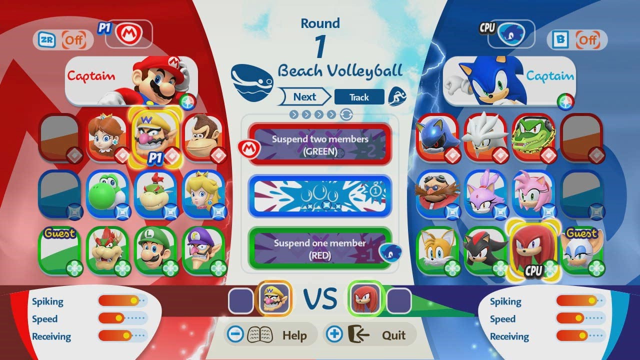 Mario & Sonic at the Rio 2016 Olympic Games™ Screenshot (4)