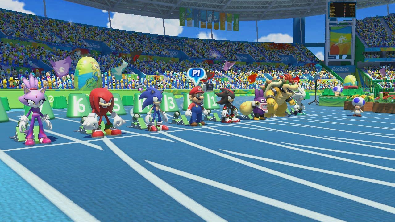 Mario & Sonic at the Rio 2016 Olympic Games™ Screenshot (5)