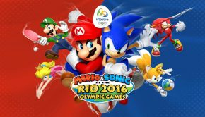 Mario & Sonic at the Rio 2016 Olympic Games™ illu