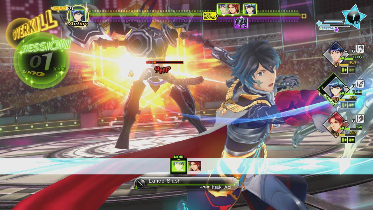 Tokyo Mirage Sessions #FE screenshot (2)