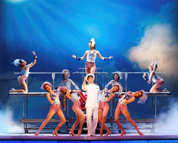 Review of Singin  in the Rain at Singapore Marina Bay Sands