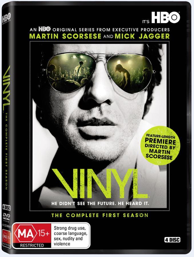 vinyl complete hbo tv series first season 1 box dvd set new 883929539512 ebay. Black Bedroom Furniture Sets. Home Design Ideas