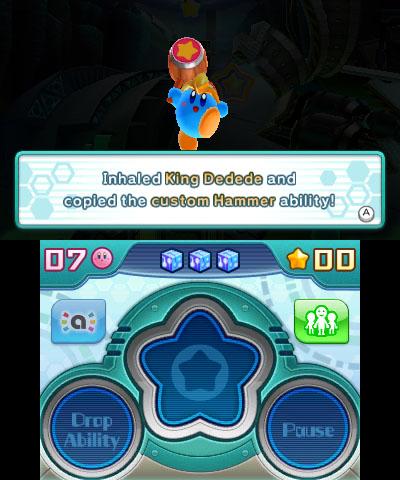 Kirby Planet Robobot screen (2)
