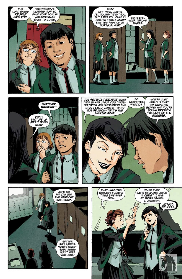 deathshead comic 2