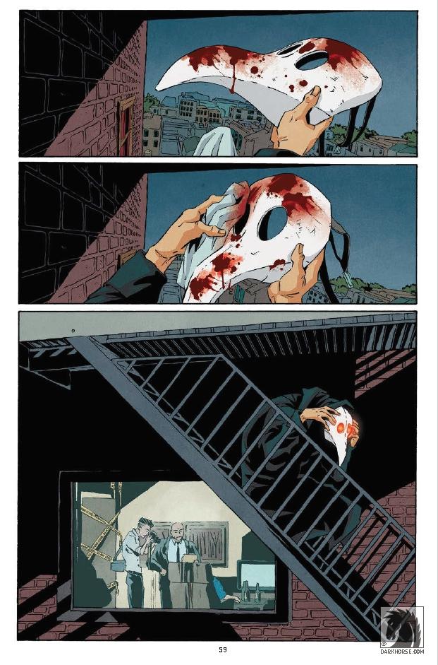 deathshead comic