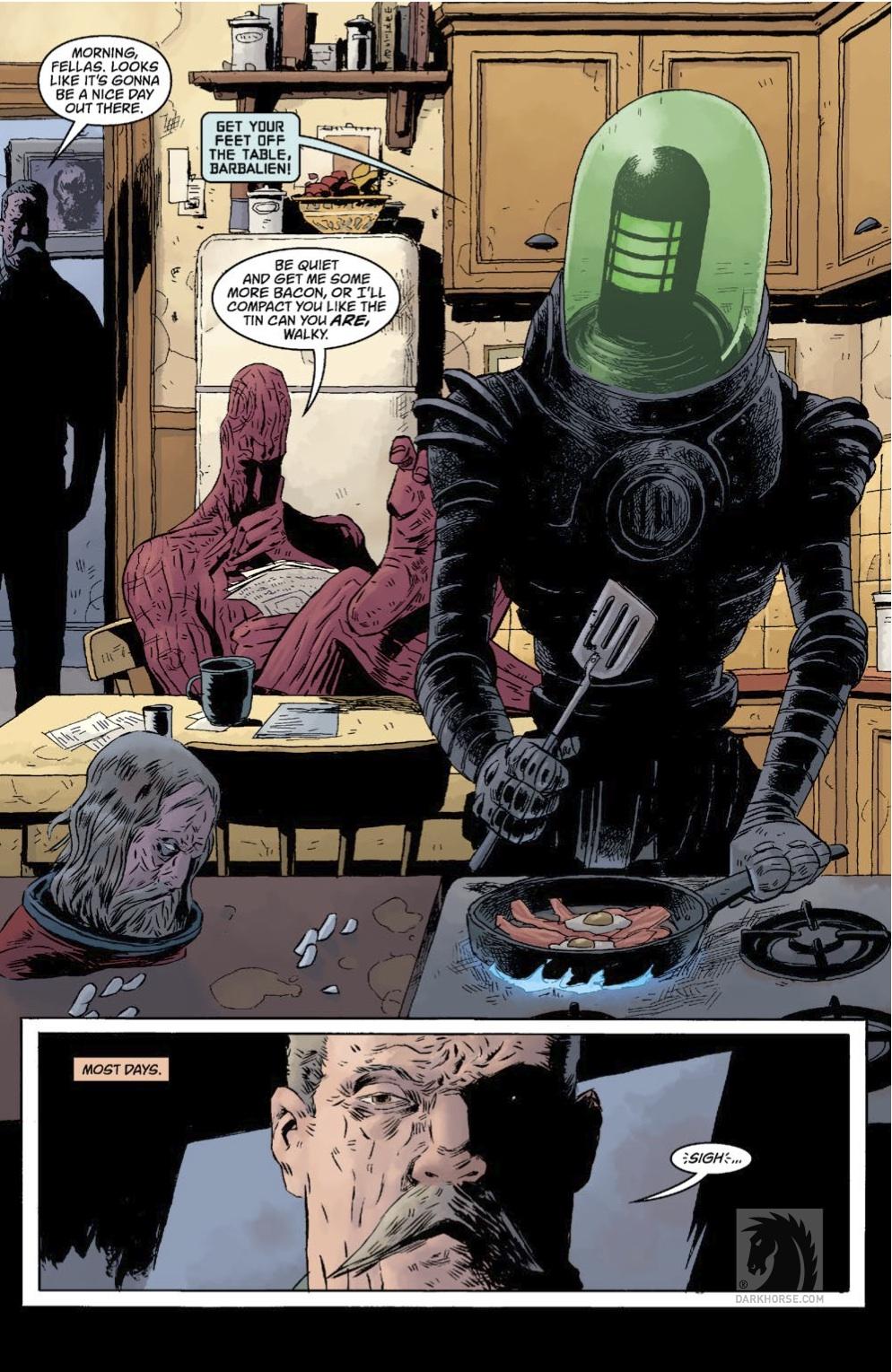 Black Hammer image 1