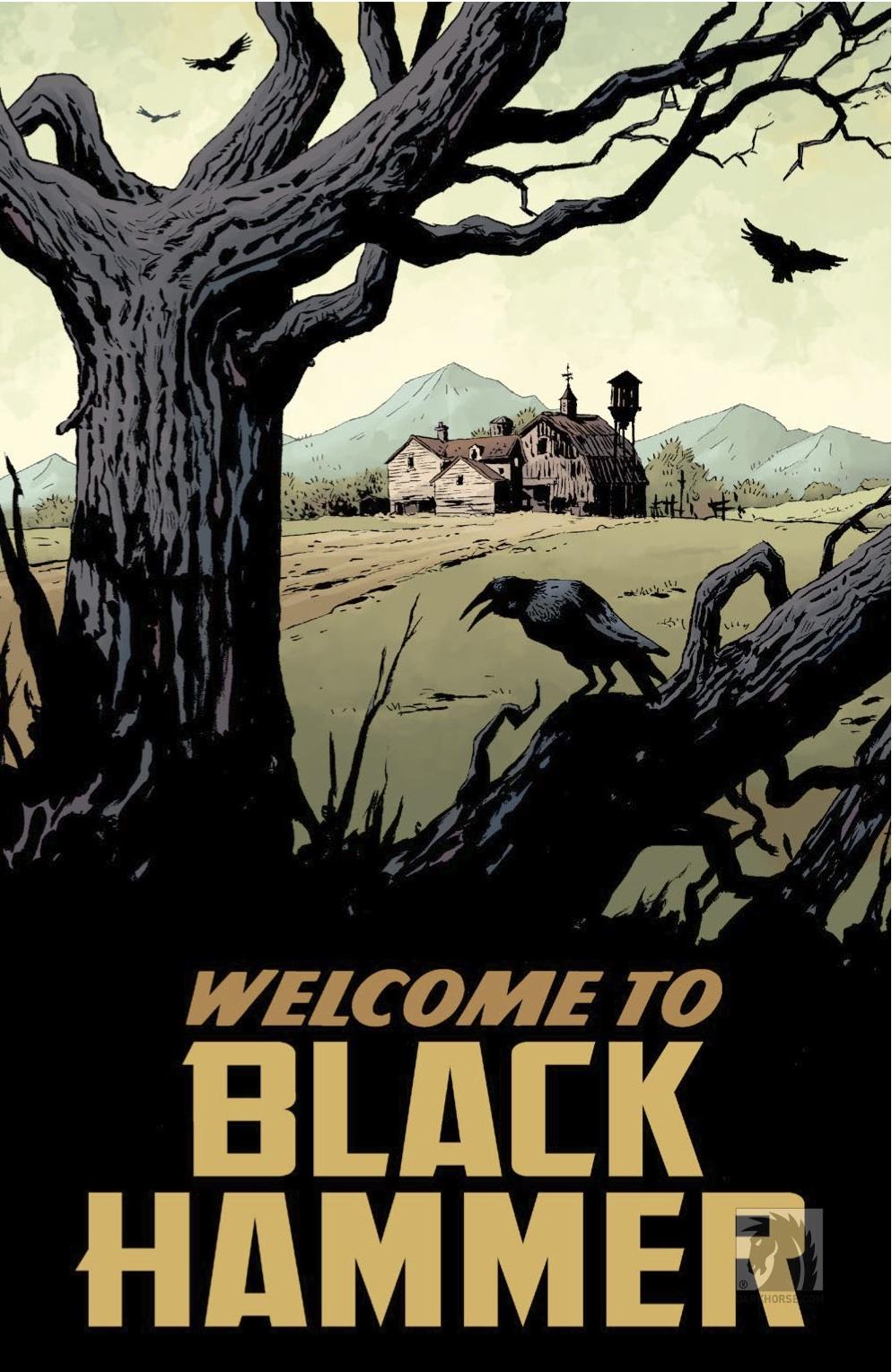 Black Hammer#2