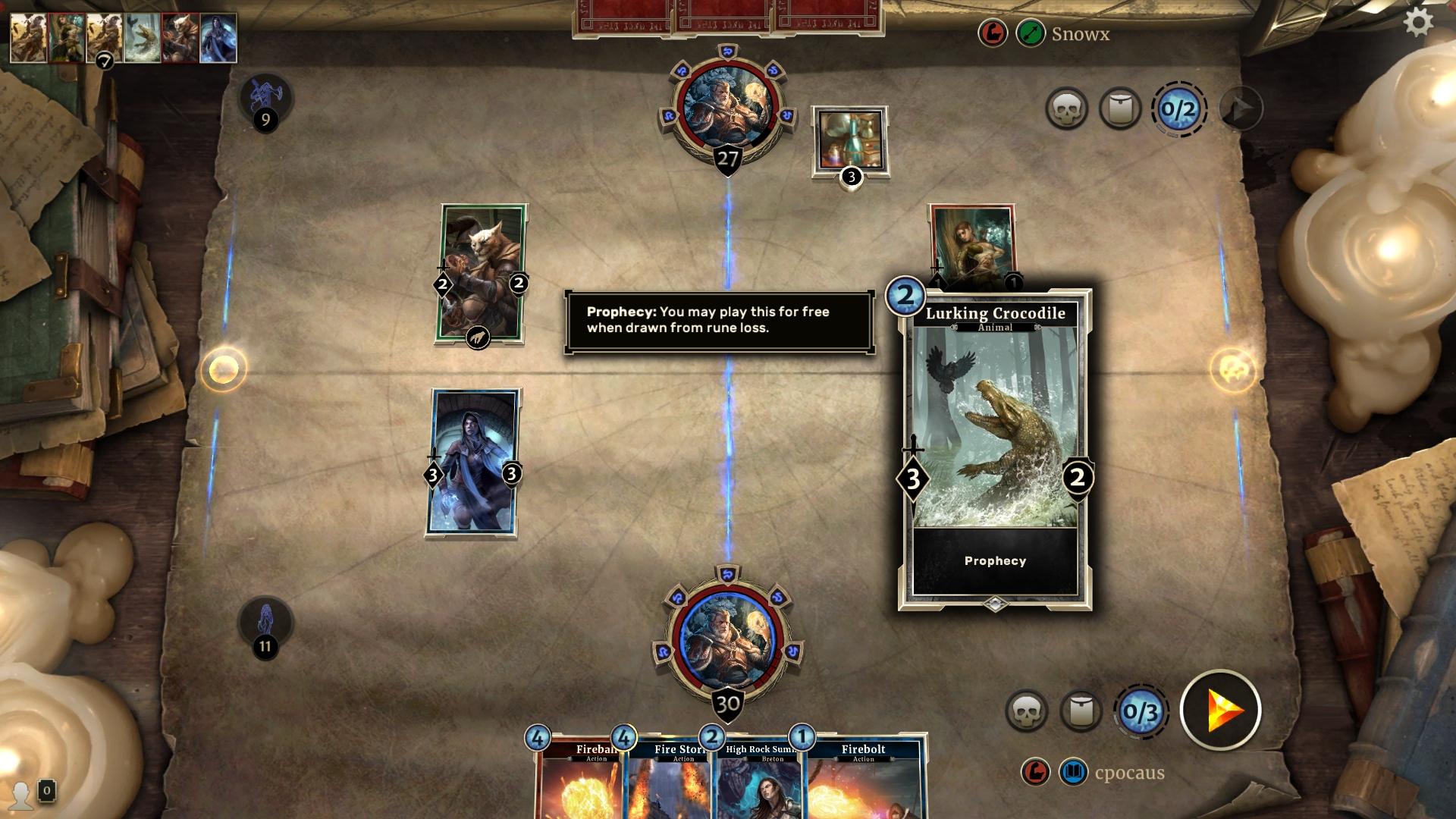 Elder Scolls Legends 5