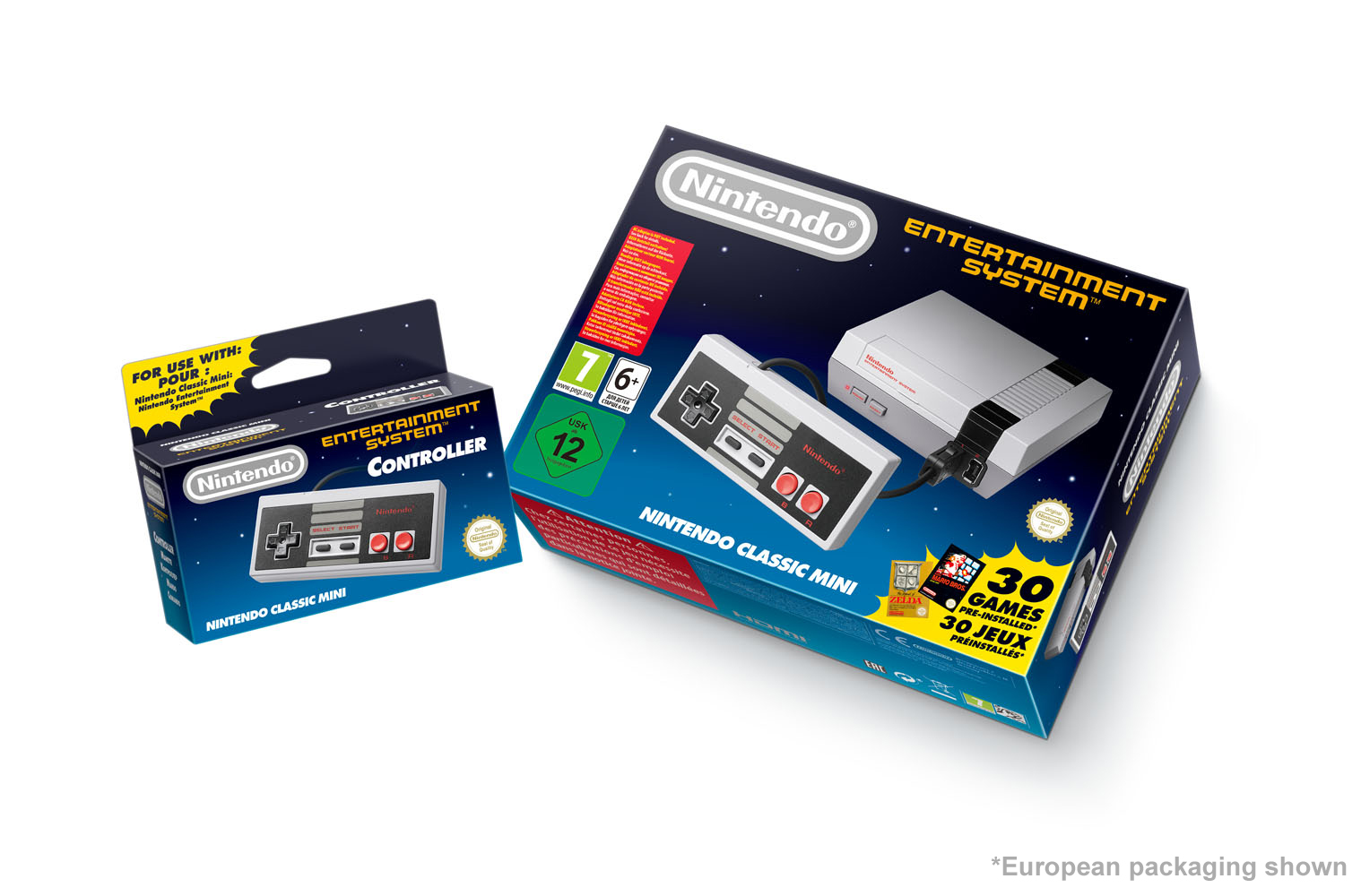 Nintendo Classic Mini Nintendo Entertainment System  (1) (1)