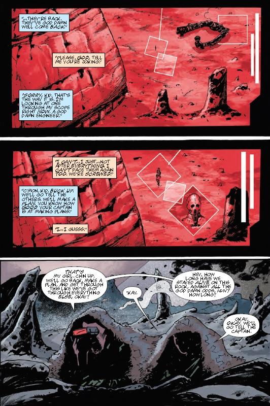 Prometheus Life and Death 3