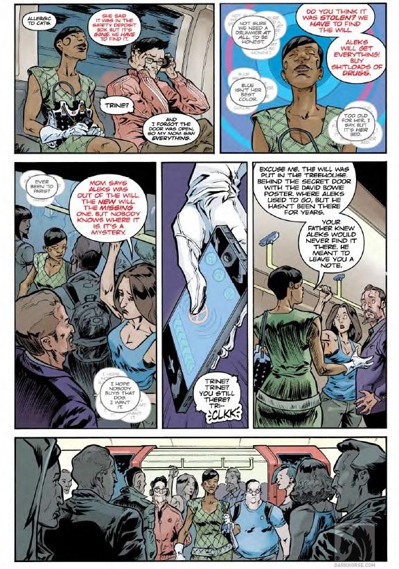 Mystery Girl Volume 1 TPB - Comic Book Review - Impulse Gamer