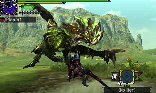 game monster hunter untuk pc gratis