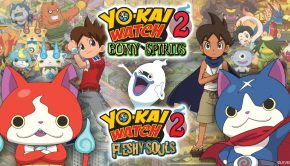 3DS_YOKAIWatch2_Key art with logos