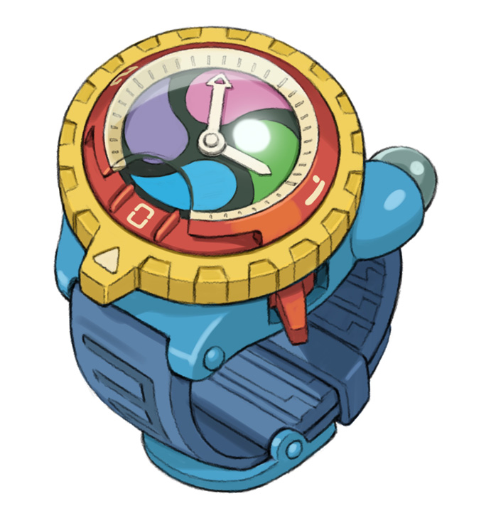 3DS_YOKAIWatch2_YokaiWatchModelZero