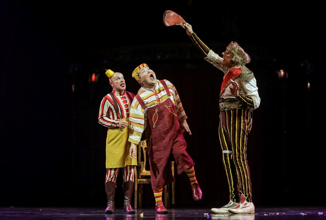 Clown Trio 1 (Medium)