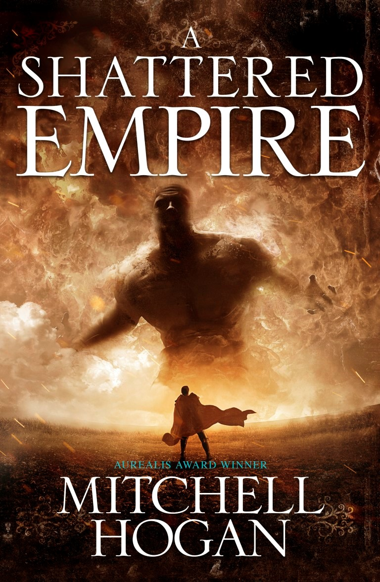 Shattered Empire cover image