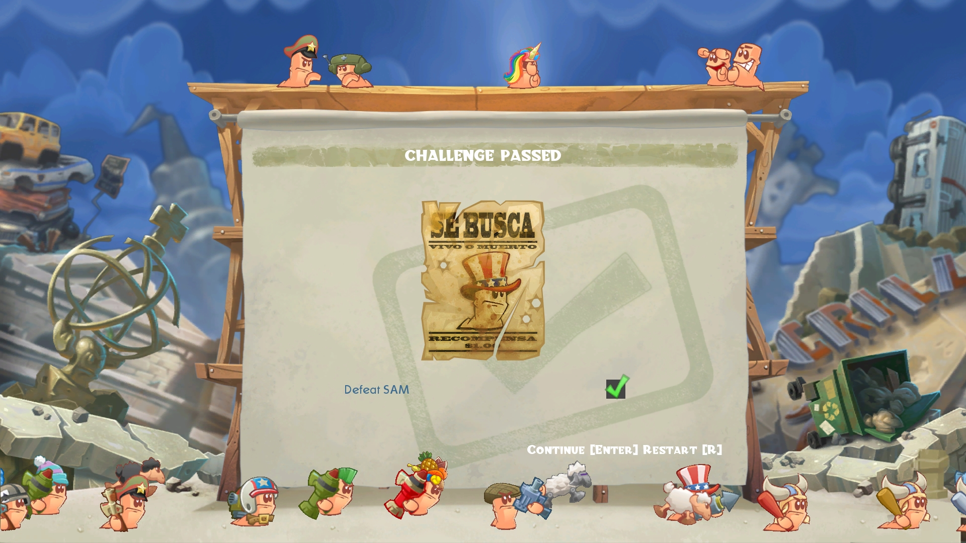 Worms WMD 2