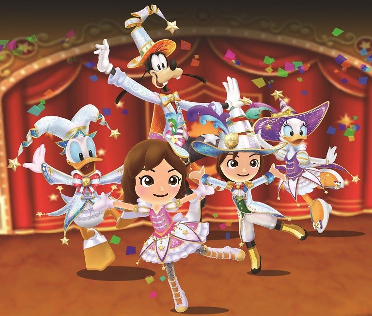 disney-magical-world-2-show-stage