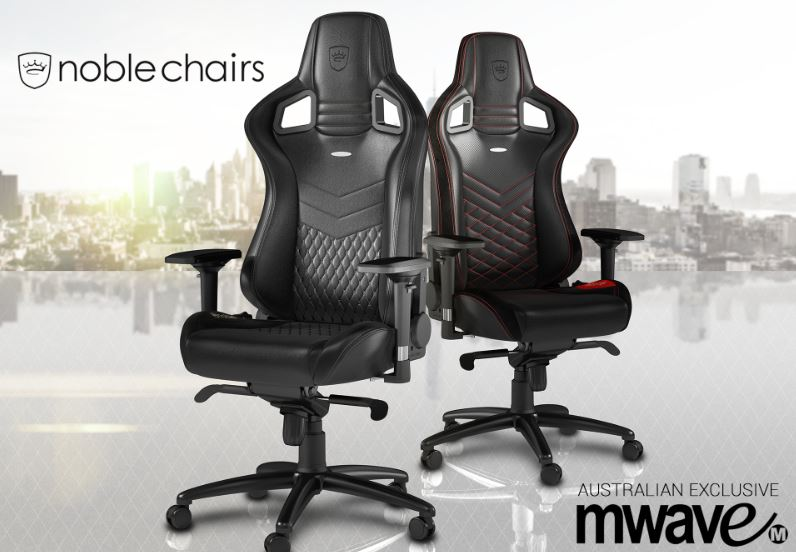 German Noblechairs Launches Gaming Chair Luxury Brand Down Mwave LMqUVGjSzp