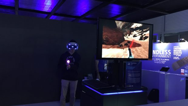 playstation vr eb expo 2016 impulse gamer