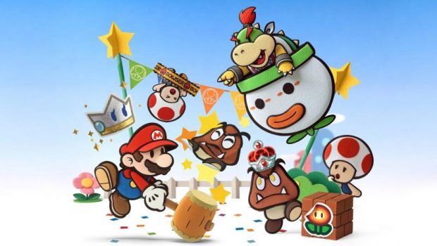 Paper Mario Color Splash Wii U Review Impulse Gamer
