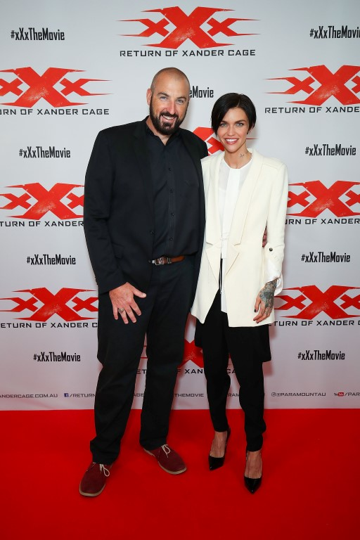 SYDNEY, AUSTRALIA - NOVEMBER 19:  Ruby Rose poses at the xXx: 'Return Of Xander Cage' Sydney Fan Event  on November 19, 2016 in Sydney, Australia.  (Photo by Brendon Thorne/Getty Images for Paramount Pictures) *** Local Caption *** Ruby Rose