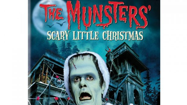 The Munsters Scary Little Christmas DVD Review - Impulse Gamer