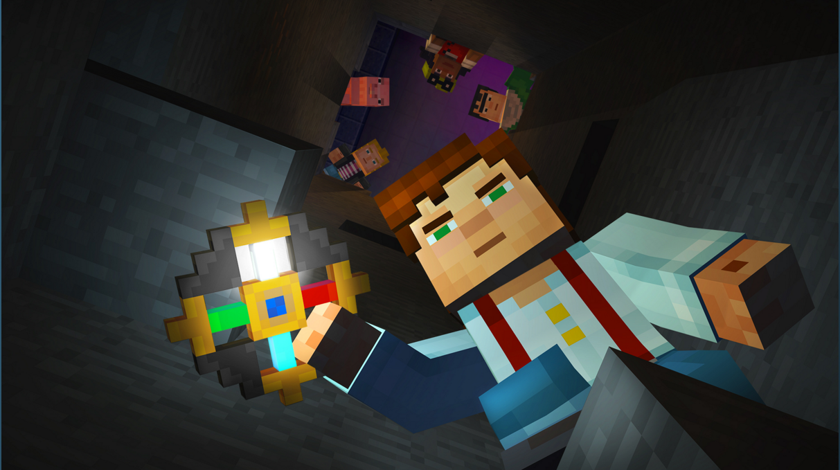 Minecraft: Story Mode - The Complete Adventure Review