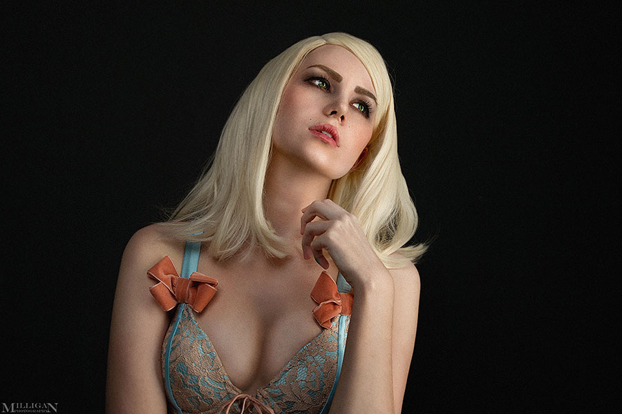 the witcher lingerie cosplay impulse gamer