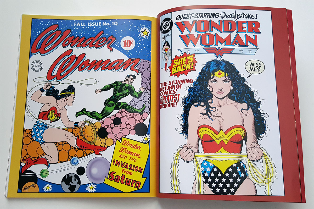 dc comics wonder woman coloring book review impulse gamer