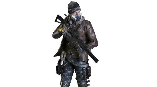 Black Friday 2017 3ds >> Tom Clancy's The Division - SHD Agent Figurine available for Pre-order - Impulse Gamer