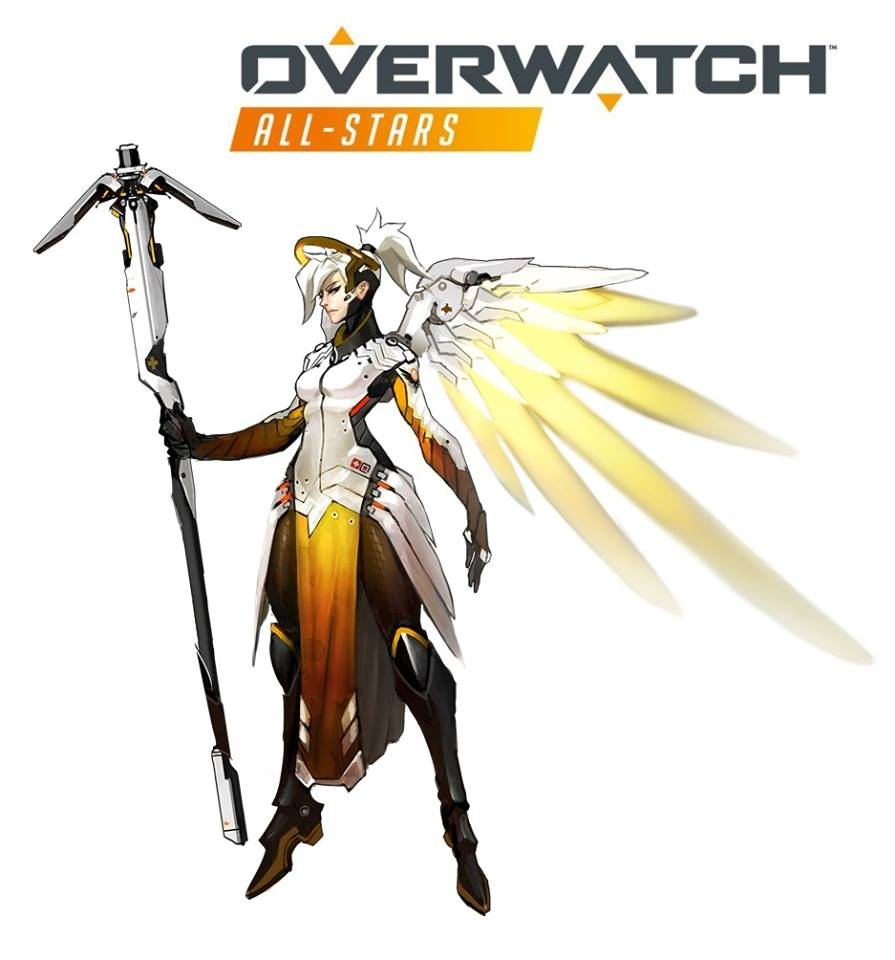 Aleksandra Overwatch aleksandra is the real-life mercy from overwatch (shappi