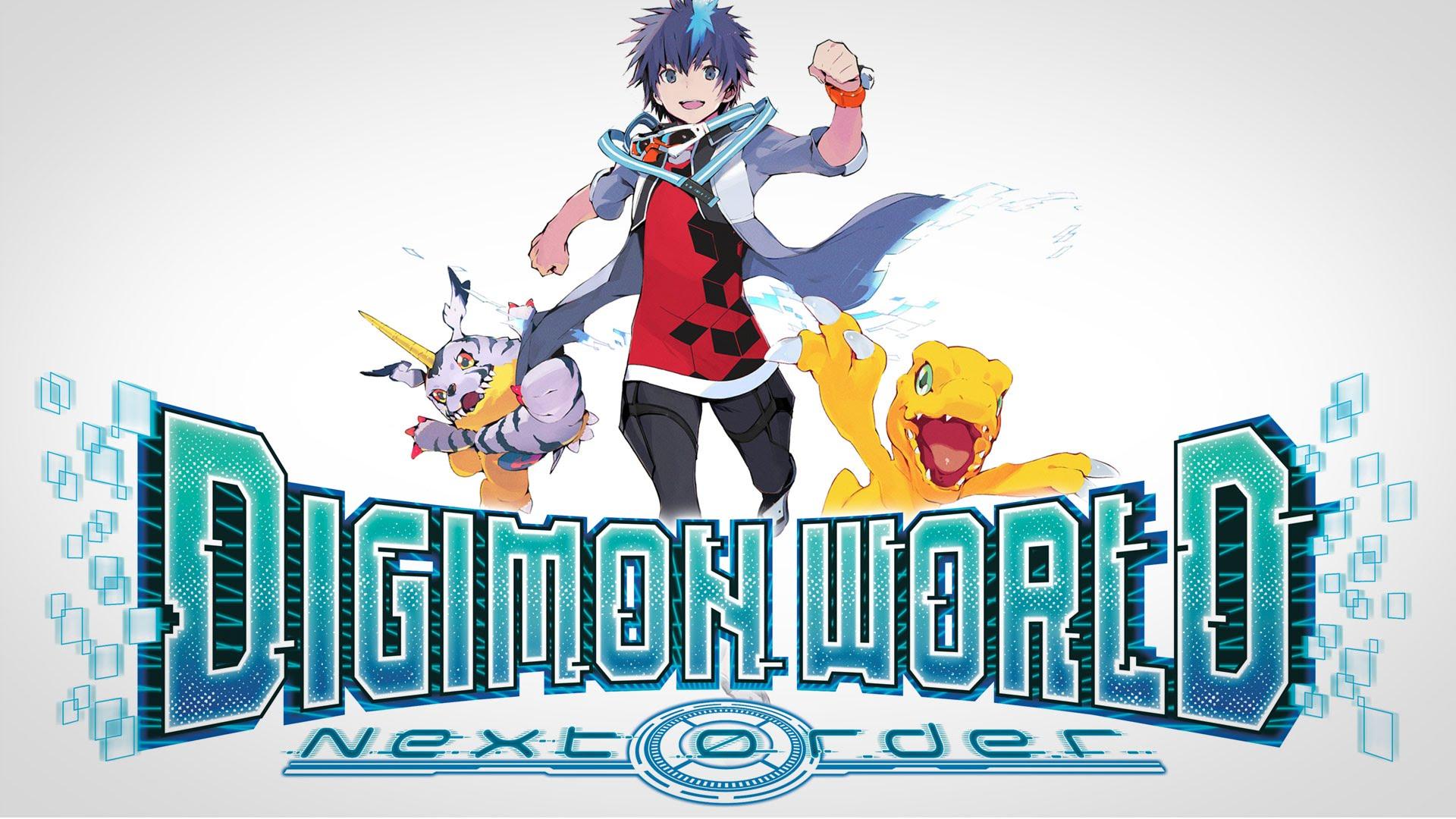 Digimon World Next Order Alle Bewohner
