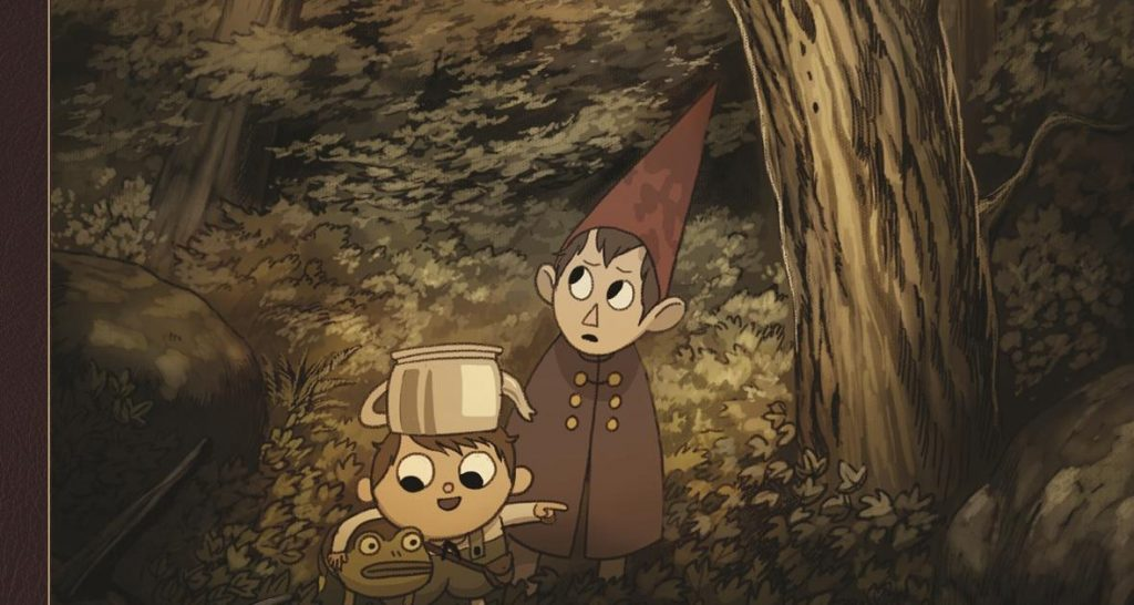 An Above And Beyond Look At Over The Garden Wall Impulse Gamer