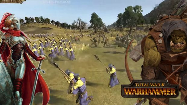 Massive Free Expansion for Total War: WARHAMMER, out next week