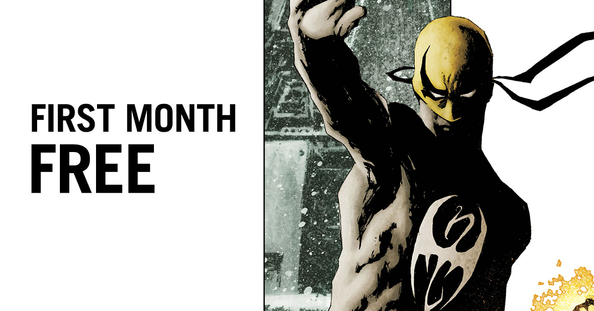 marvel unlimited sign up today for a free first month impulse gamer