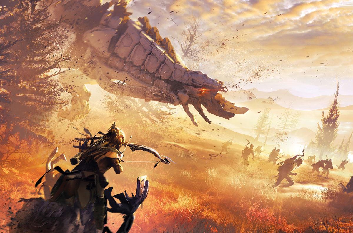The Art Of Horizon Zero Dawn Review