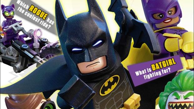 The LEGO Batman Movie Essential Guide Review